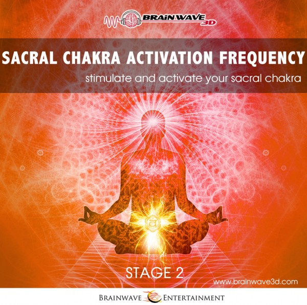 Sakral chakra öffnen, aktivieren, meditation, frequenz, binaurale beats