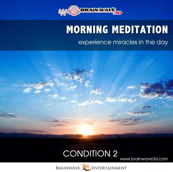 Morgen Meditation - Erweitere dein Bewusstsein am Tag!