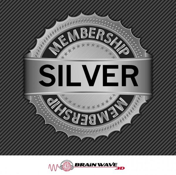 Silver Membership - Brainwave 3D