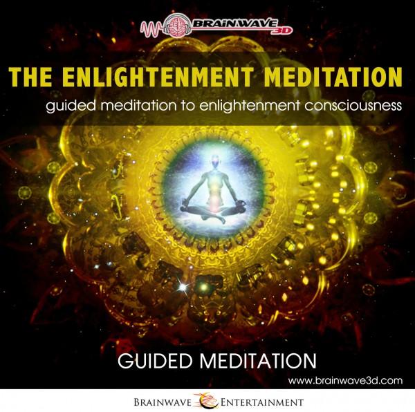Erleuchtung erwachen geführte meditation