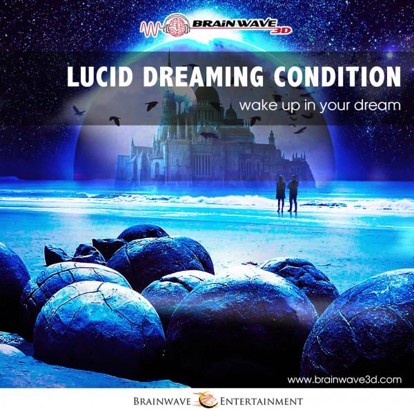 Lucid dreaming condition - Luzide träume einleiten