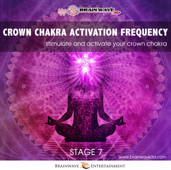 Kronen Chakra aktivieren öffnen