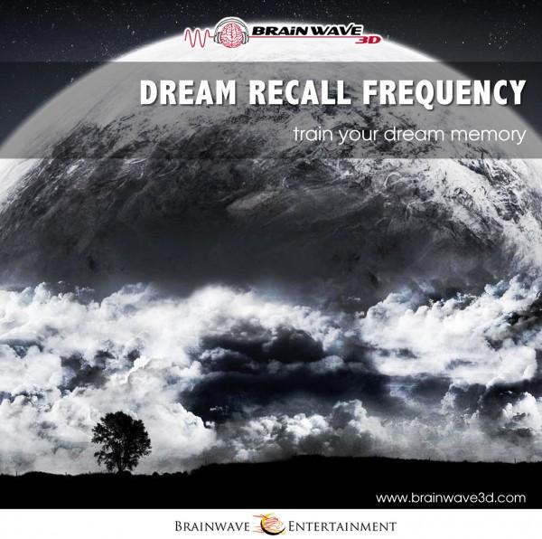 Traumerinnerung steigern mit binauralen Beats