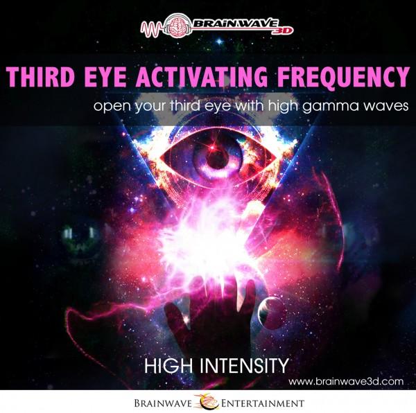 Drittes Auge öffnen mit binauralen Beats