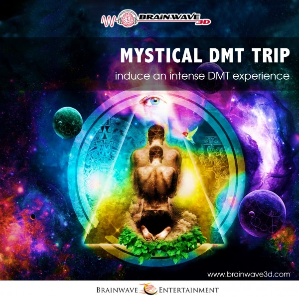 DMT Trip einleiten