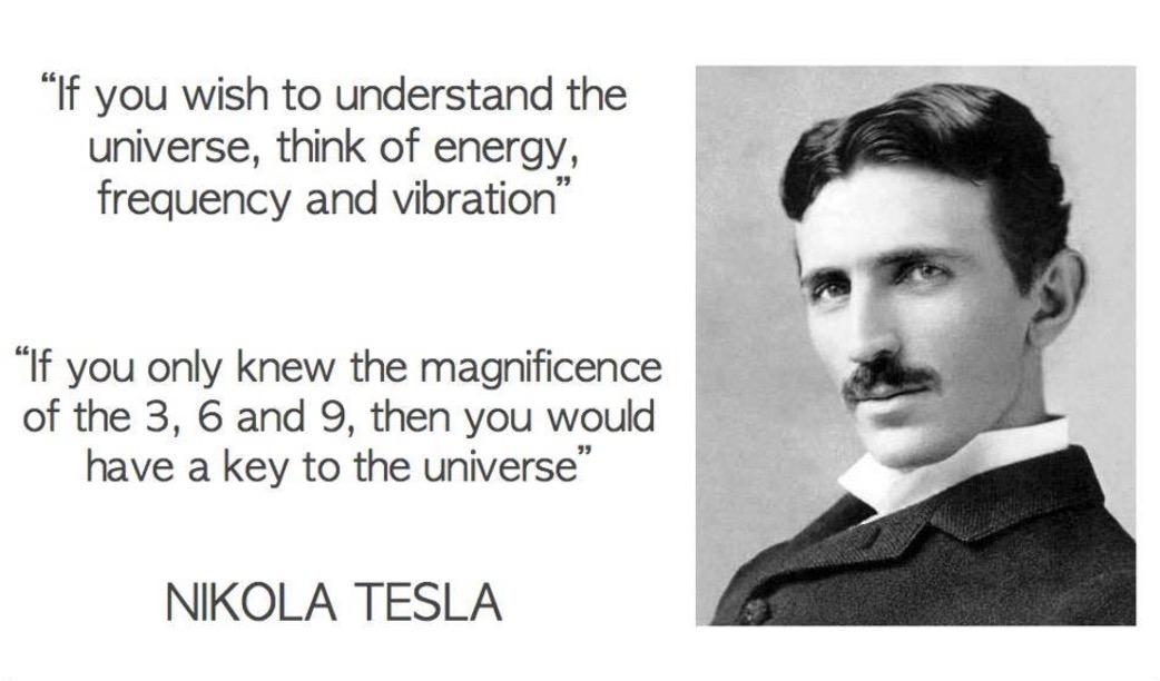 Nikola Tesla Solfeggio Frequenzen Frequenz Frequency