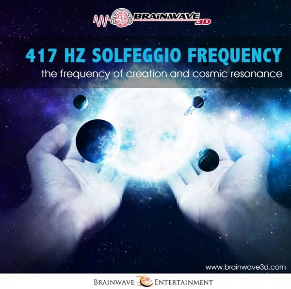 417 Hz Solfeggio Frequency - Frequenz - befreiung von negativen energien auflösung von Blockaden