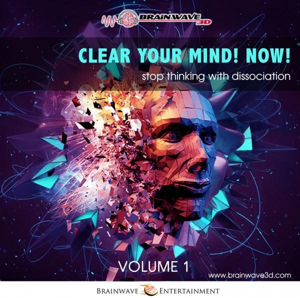 Nicht denken lernen - Clear your mind!