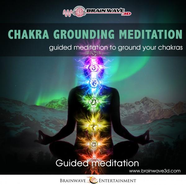Chakra grounding meditation - Erde deine Chakren