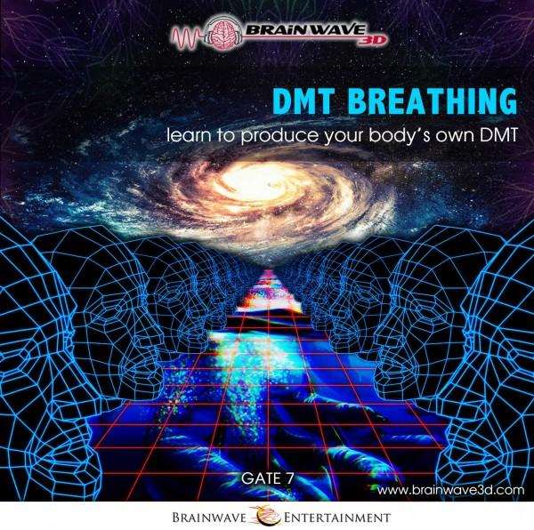 DMT Breathing - DMT Trip selber auslösen - Gate 7