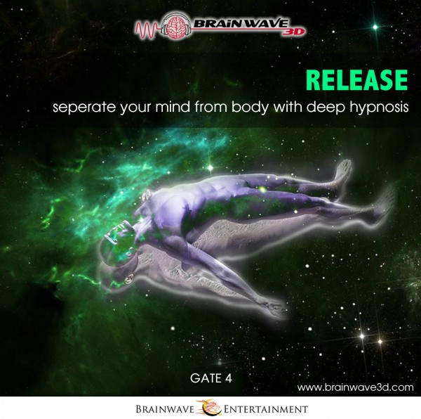 Release I Gate 4 - Tiefenmeditation mit Hypnose